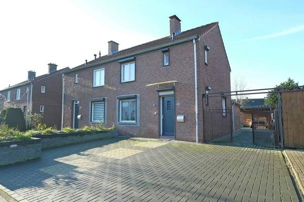 Kromstraat 18 in Susteren 6114 BJ