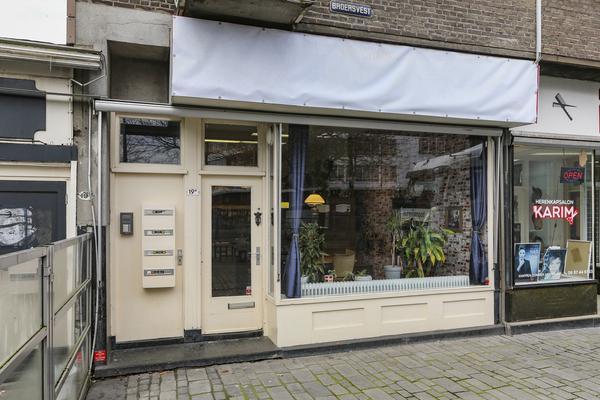 Broersvest 19 B in Schiedam 3111 EA