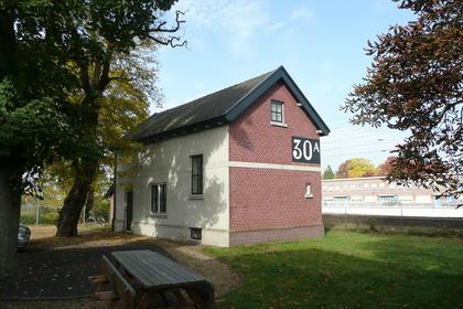 Lijn Helmond-Venlo 1 in Helmond 5705 BW
