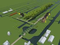 Landgoed 'Middelblok' Kavel 3 in Gouderak 2831 BL