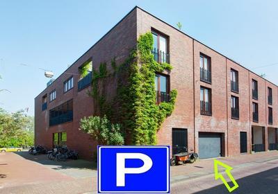 Seinwachterstraat Parkeerplaats in Amsterdam 1019 TL