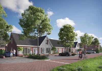 Connect - Comfort Tussenwoning / Sit. 3 in Middelburg 4337