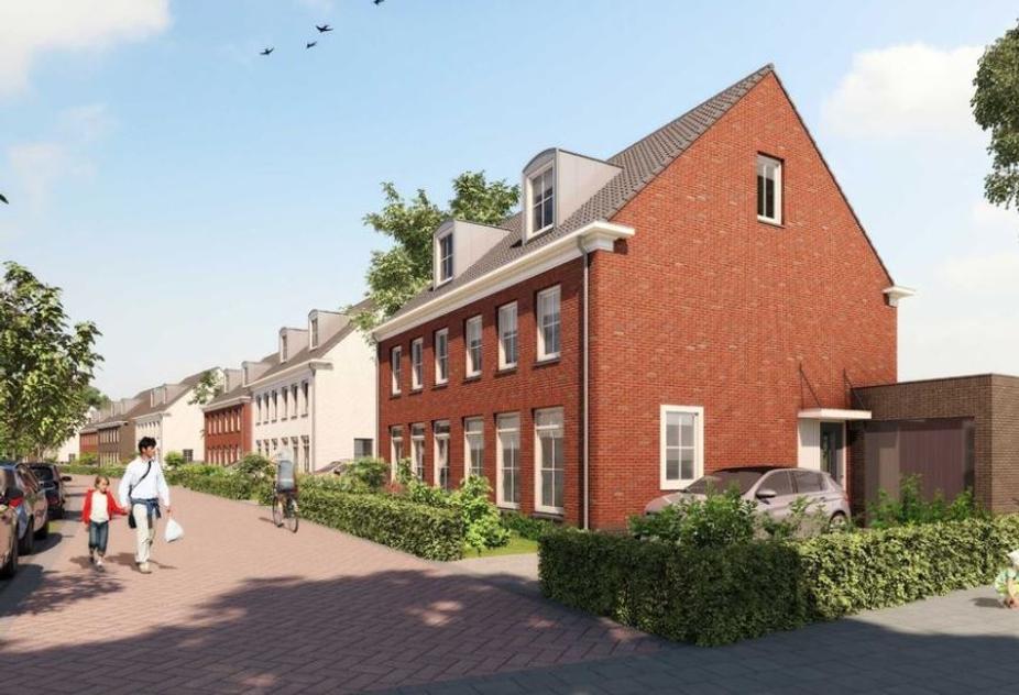 Markiezaten Fase Ii - Noord in Bergen Op Zoom 4616