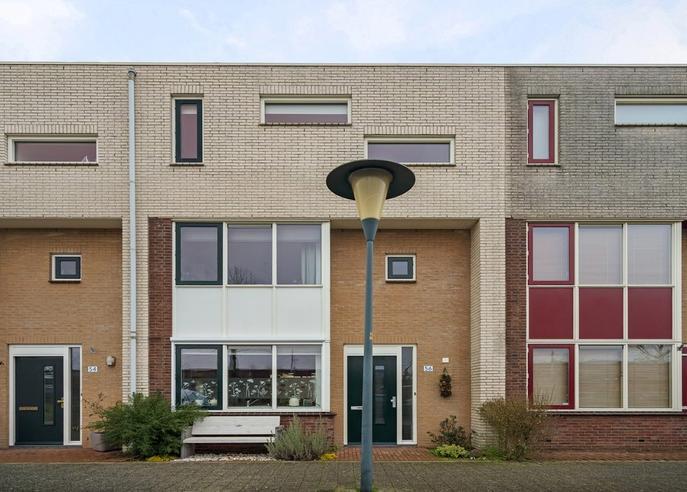 Puttershoekstraat 56 in Zoetermeer 2729 HR