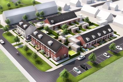De Gebrande Hoef - Eengezinswoning in Moerstraten 4727 SV