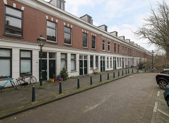 Paulus Potterstraat 18 in Rotterdam 3061 ZV