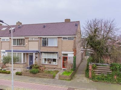 Warande 64 in Beverwijk 1943 BR