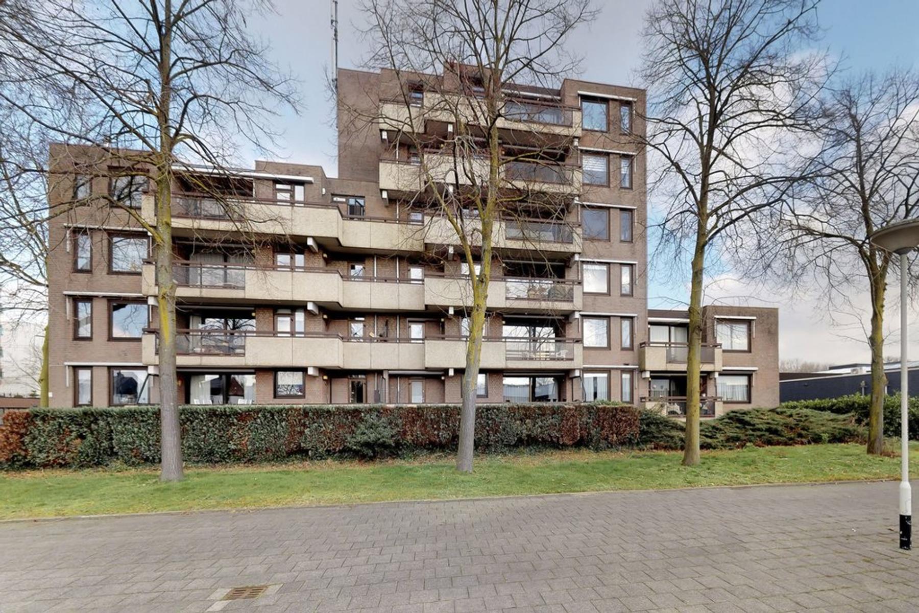 De Burcht 33 in Breda 4834 HK