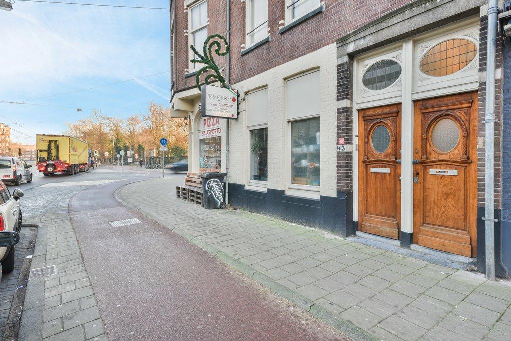 Amstelveenseweg, Amsterdam