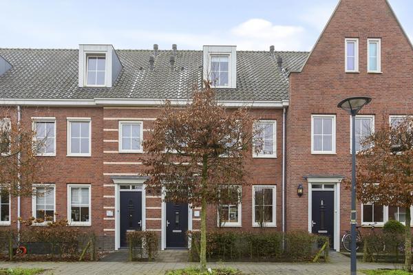 Jan Van Speykstraat 13 in Waalre 5582 ZD
