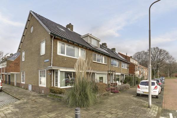 Meerweidenlaan 45 in Velsen-Noord 1951 BW