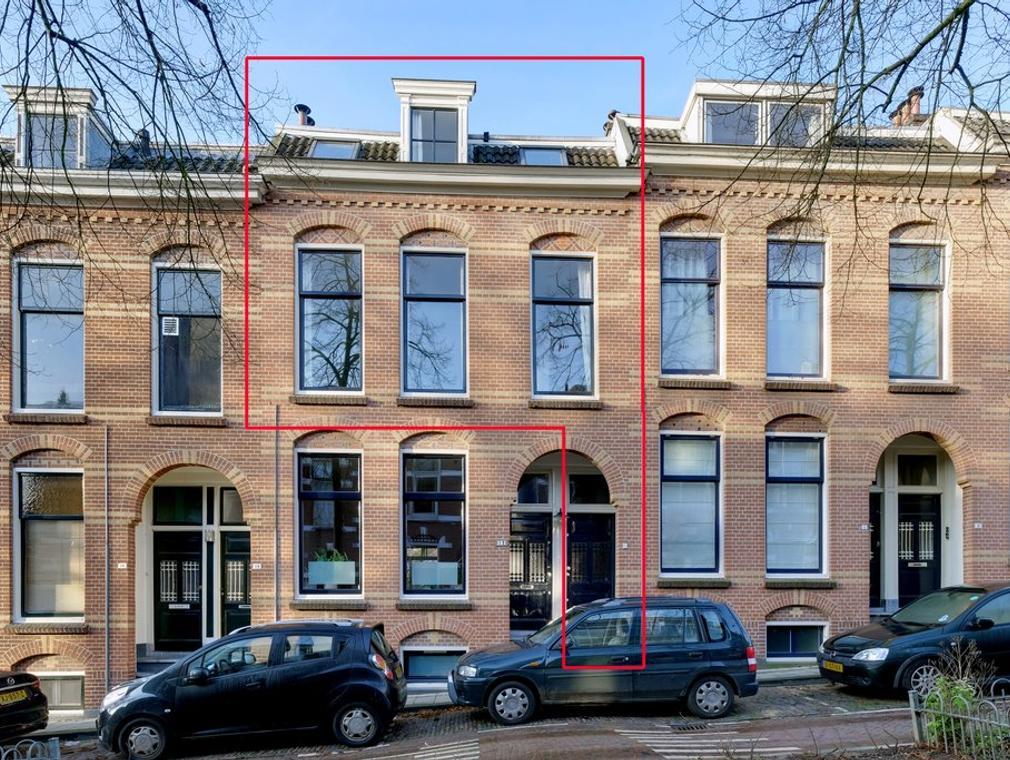 Van Slichtenhorststraat 10 in Arnhem 6821 CL