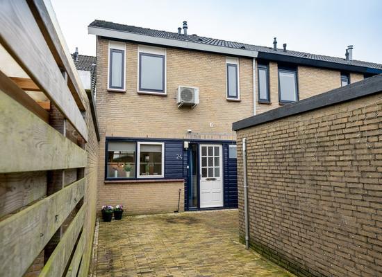 A S Talmaplein 24 in Franeker 8802 RW