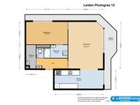 Pluimgras 13 in Leiden 2318 TK