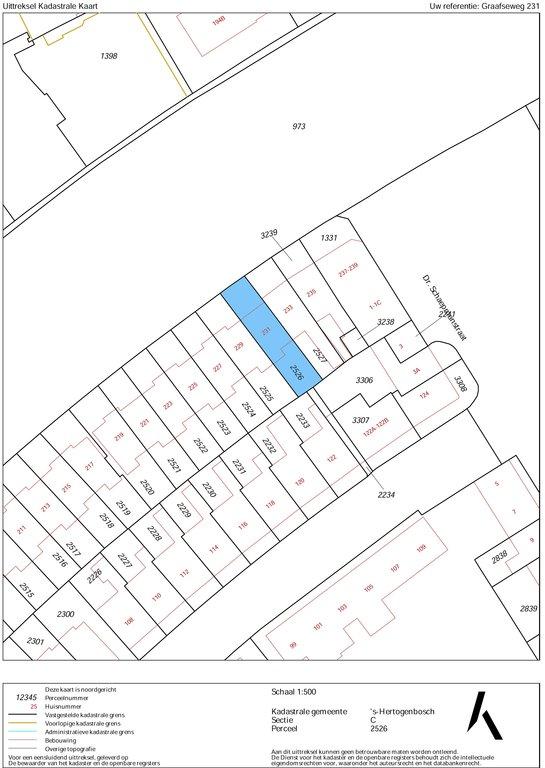Graafseweg 231  5213 AG 'S-HERTOGENBOSCH