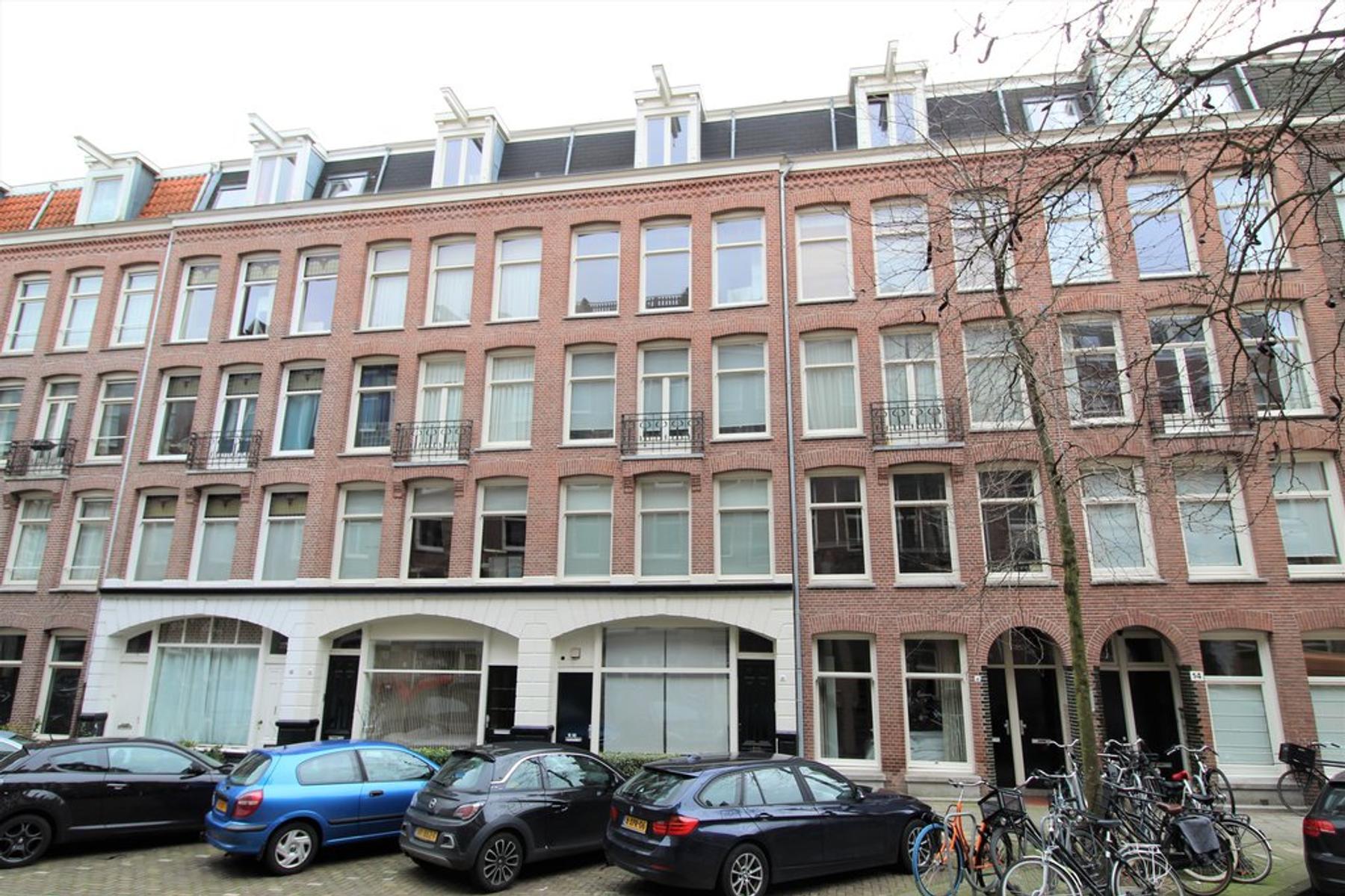 Van Ostadestraat 18 -Iii in Amsterdam 1072 SX