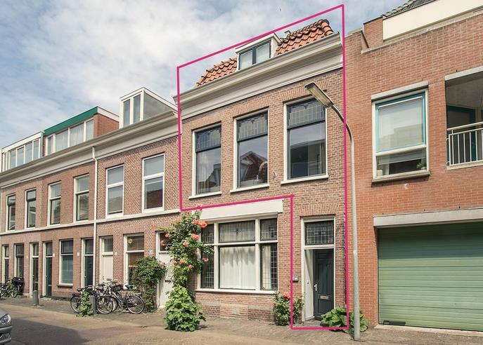 Korte Herenstraat 21 A in Haarlem 2011 LW
