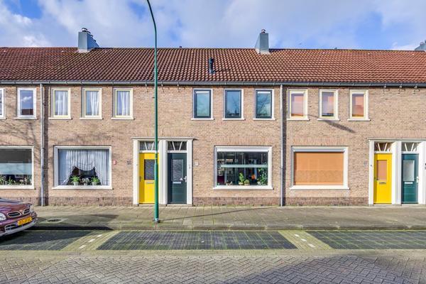 Maria Van Henegouwenstraat 33 in IJsselstein 3401 XB