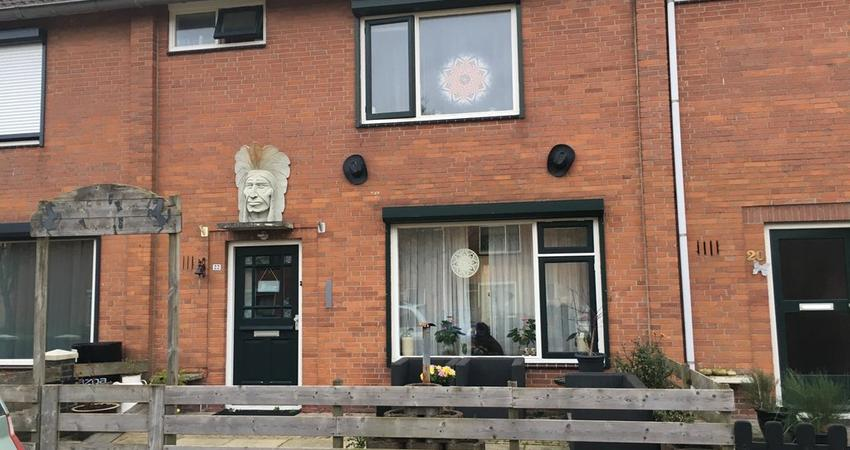 Prinses Christinastraat 22 in Willemstad 4797 HR