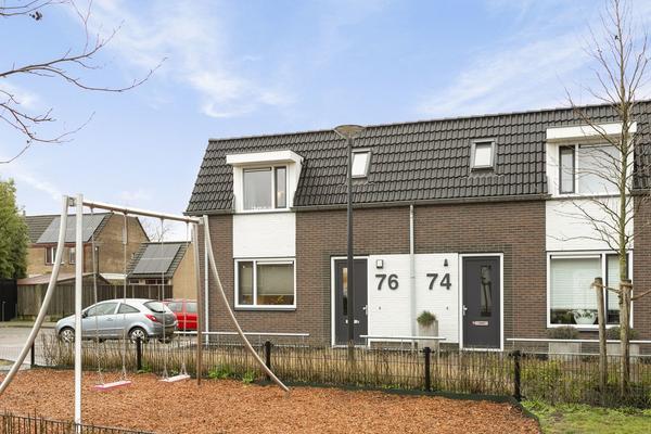 Getfertplein 76 in Enschede 7512 HH