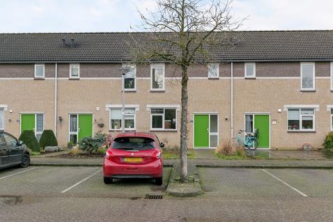 Breehofstraat 6 in Nijmegen 6542 RB
