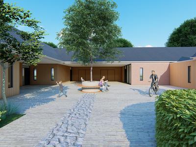 Hoofdstraat (Bouwnummer 2) in Zwiggelte 9433 PB