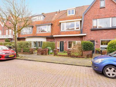 Fagelstraat 5 in Leiden 2334 AV
