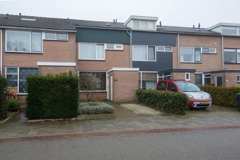 Zwaluwstraat 218 in Ermelo 3853 CL