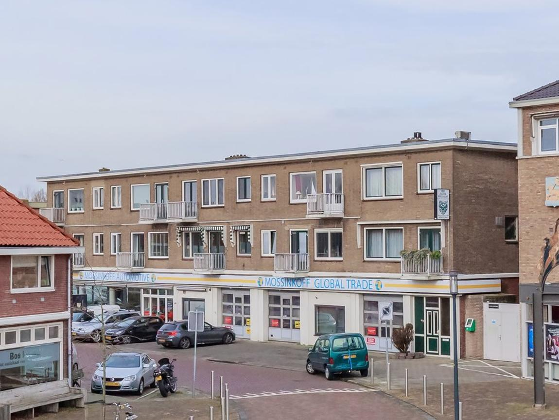 Sparrenstraat 16 in IJmuiden 1971 NP