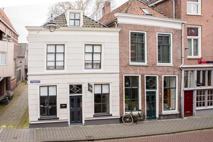 Verwersstraat 91 in 'S-Hertogenbosch 5211 HV