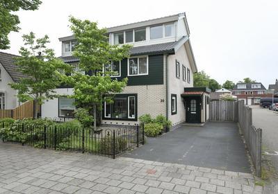 Manegelaan 30 in Hoofddorp 2131 XB
