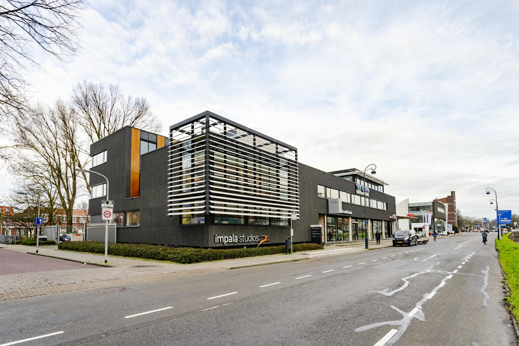 Leidsevaart 16 in Haarlem 2013 HA