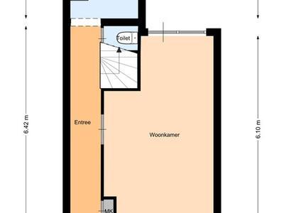 Beukenstraat 96 in Zwolle 8021 XC