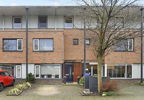 Burgemeestersrand 92 in Delft 2625 NX