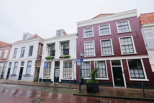 Spaarnwouderstraat 45 C in Haarlem 2011 AB
