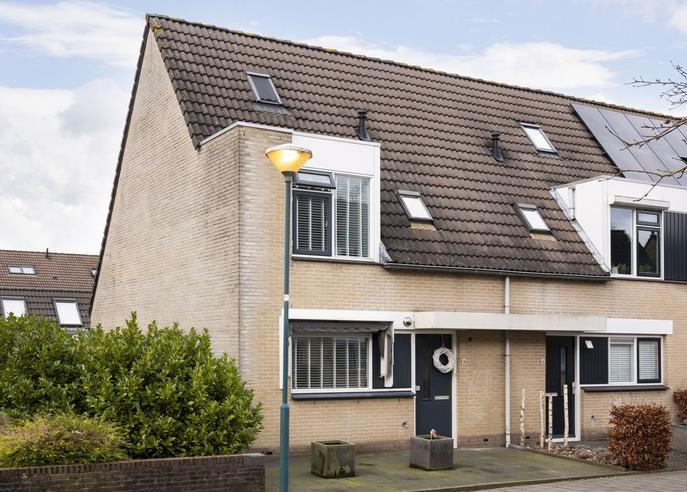 Bosmuislaan 36 in Veenendaal 3903 CJ