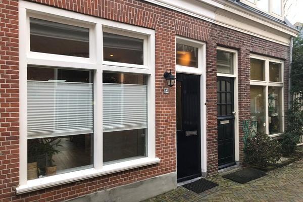 Nauwe Geldelozepad 13 in Haarlem 2012 EV