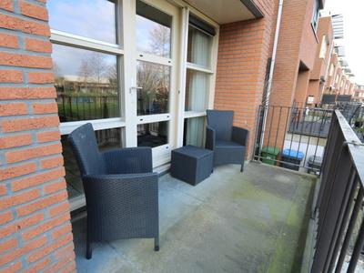 Parelmoervlinder 13 in Sneek 8607 HW