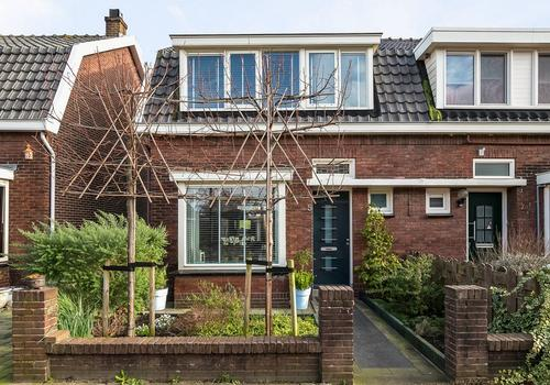 De Wetstraat 5 in Ridderkerk 2987 AA