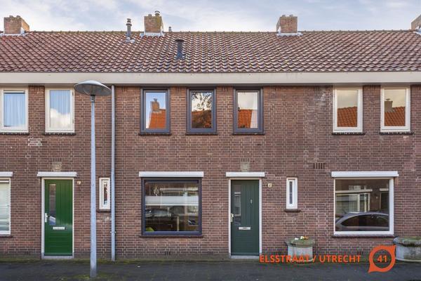 Elsstraat 41 in Utrecht 3552 BG