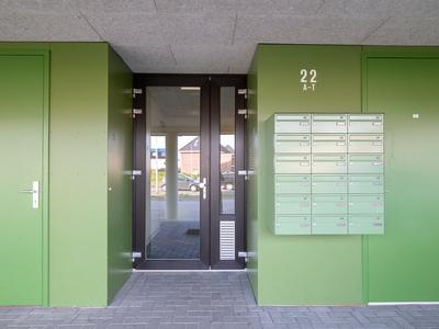 Olivier Van Noortstraat 22 F in Almere 1363 LS