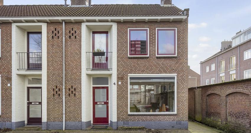 Galvaniweg 4 in Breda 4816 CJ