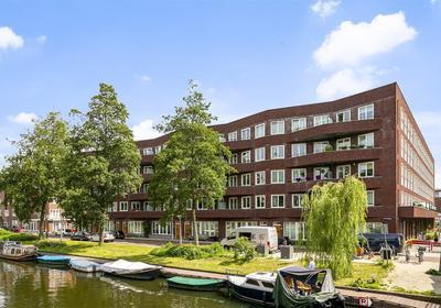 Van Kinsbergenstraat 126 + Pp in Amsterdam 1057 PT