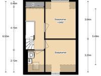 Bagijnenwal 32 in Gorinchem 4201 JJ
