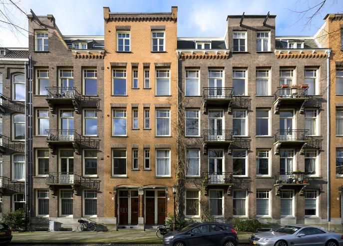 Saxen-Weimarlaan 28 4 in Amsterdam 1075 CC