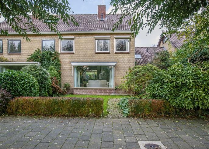 Cattenbroekerlaan 47 in Woerden 3445 EH