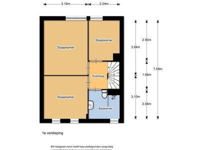 Groenlandstroom 9 in Huizen 1271 CN