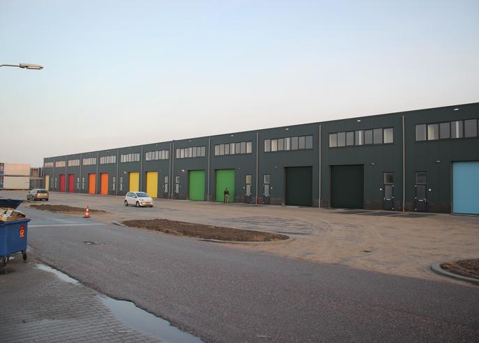 Keurmeesterstraat 2 - 28 in Amstelveen 1187 ZX