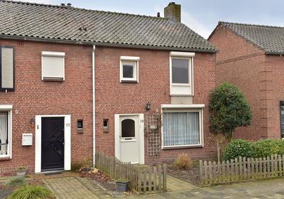 Wethouder Jonkersstraat 19 in Halsteren 4661 EA