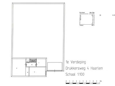 Drukkersweg 4 in Haarlem 2031 EE